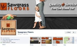 7 cover sawgras floors