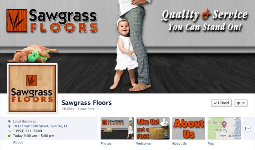 Facebook Business Page Portfolio  Ft Lauderdale Call