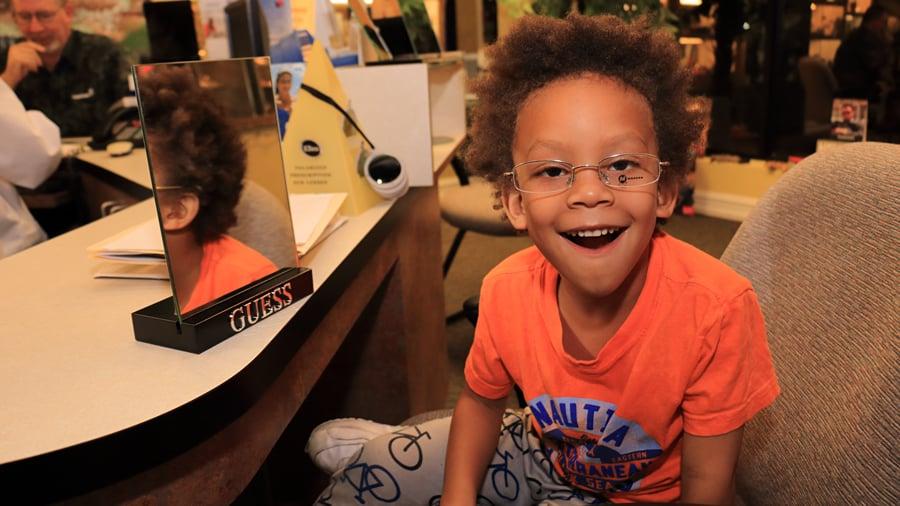 Sample Boy Glasses 2